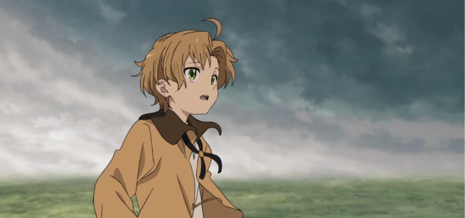 L'anime Mushoku Tensei : un deuxième trailer disponible