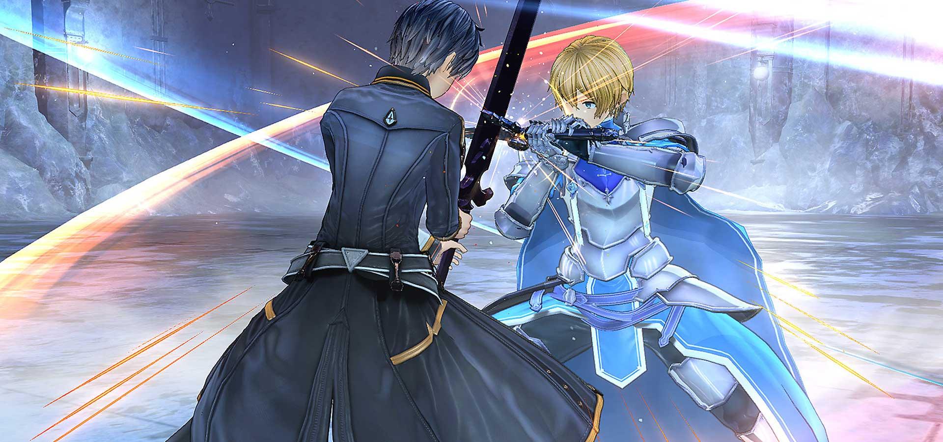 Le jeu Sword Art Online : Alicization Lycoris enfin disponible
