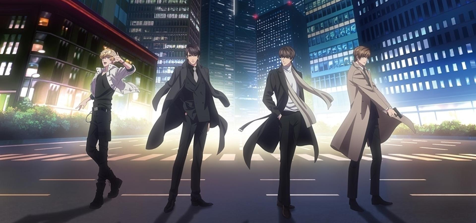 Anime Koi to Producer : Evol x Love trailer dévoilé