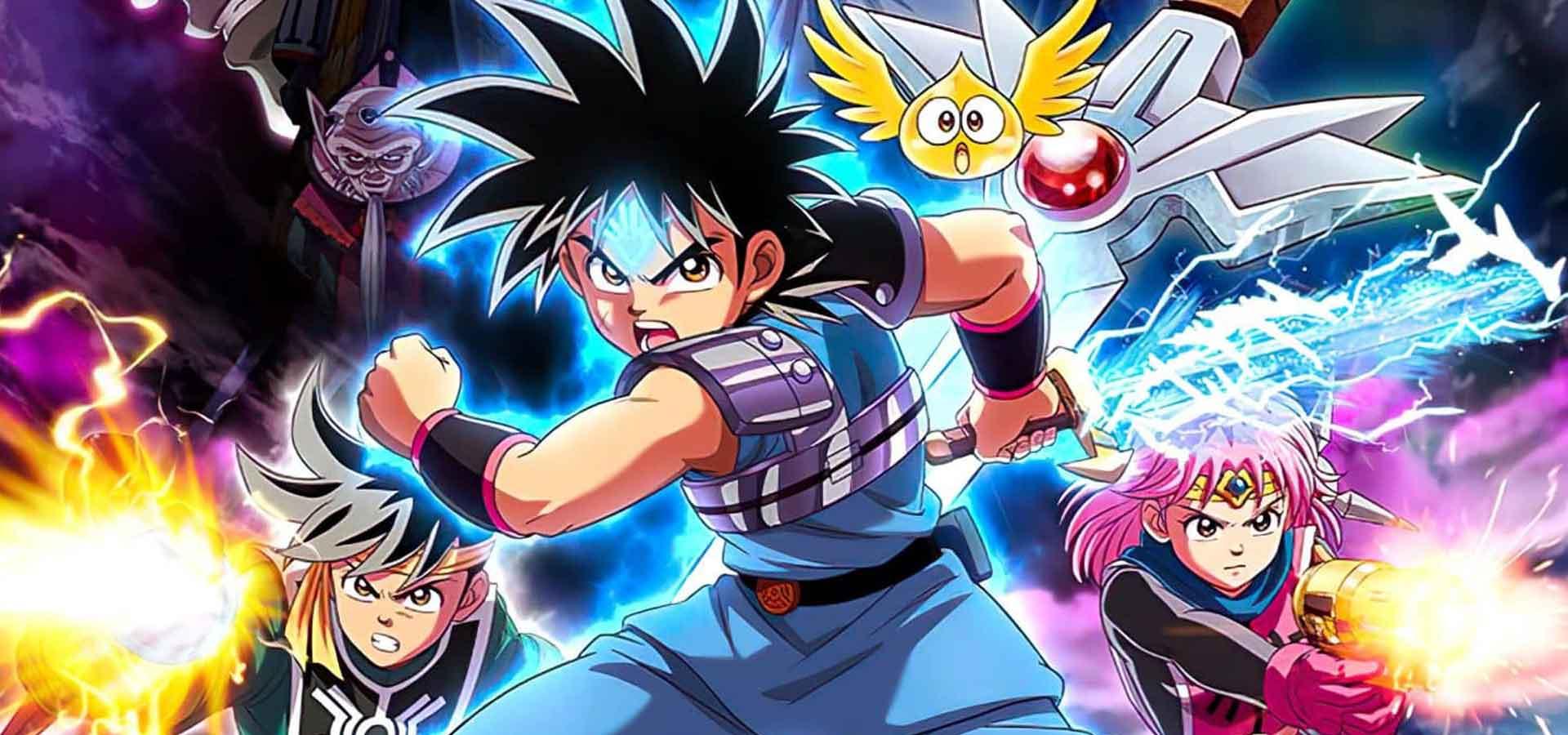 La cover de l'anime Dragon Quest : La quête de Daï dévoilée
