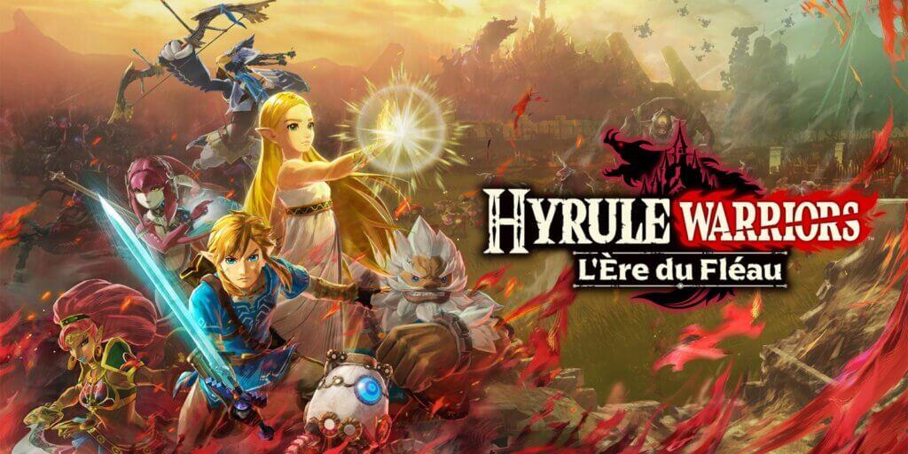 Zelda Hyrule Warriors: L'ère du Fléau sort le 20 Novembre
