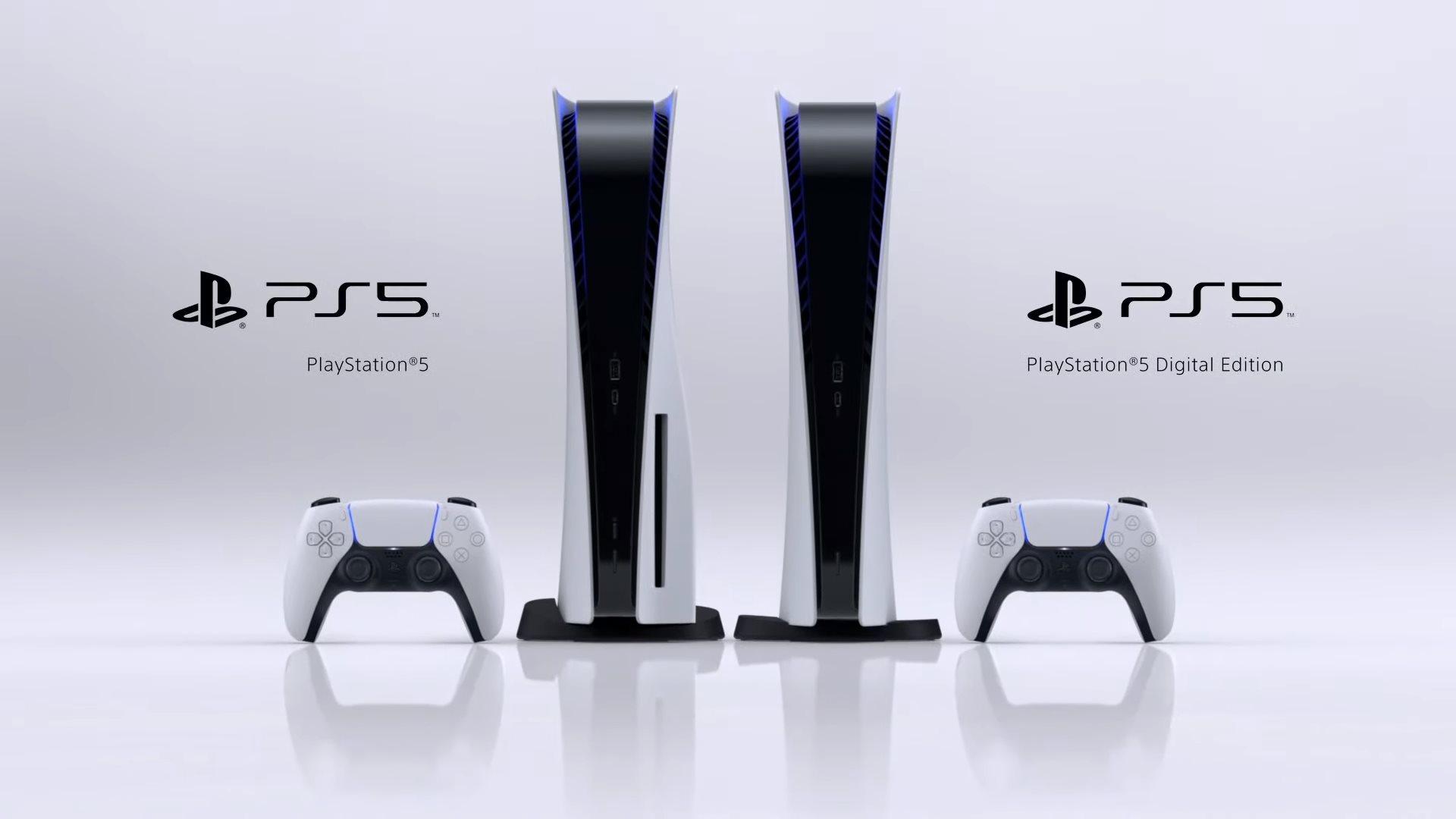 La PlayStation sortira le 19 novembre 2020