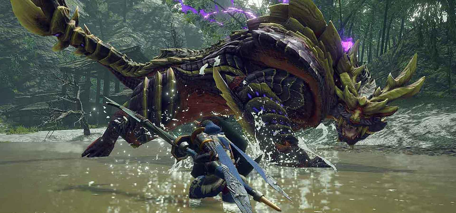 Tout ce qu'il faut savoir sur Monster Hunter Rise