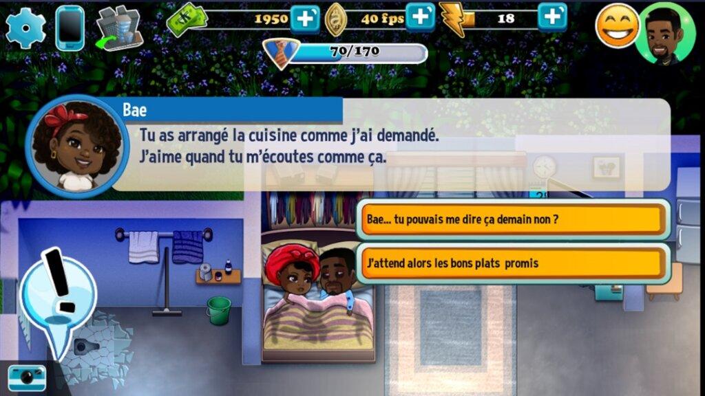 Le responsable Mboa, le nouveau jeu de KIRO'O Games