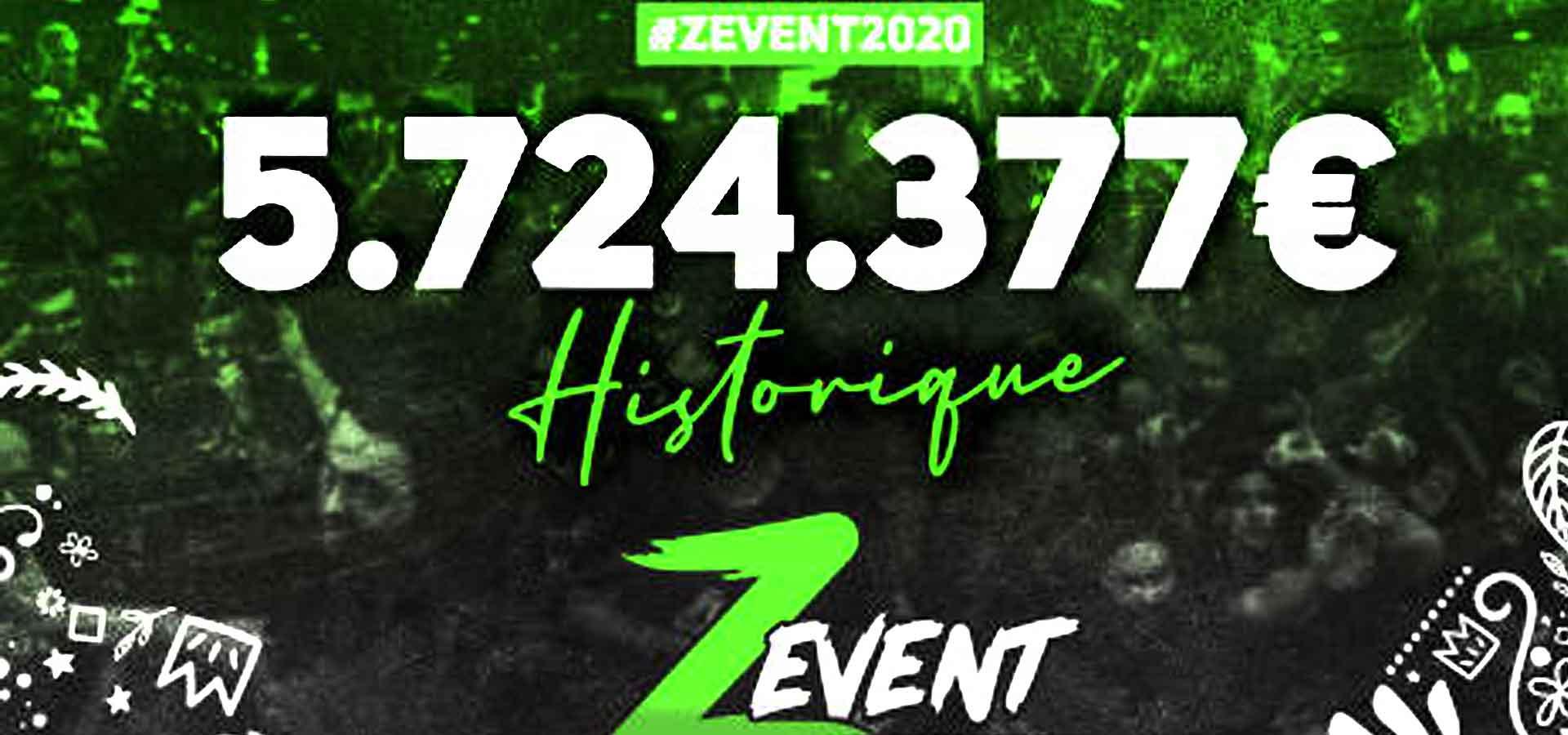 Le Z Event 2020 : un succès record