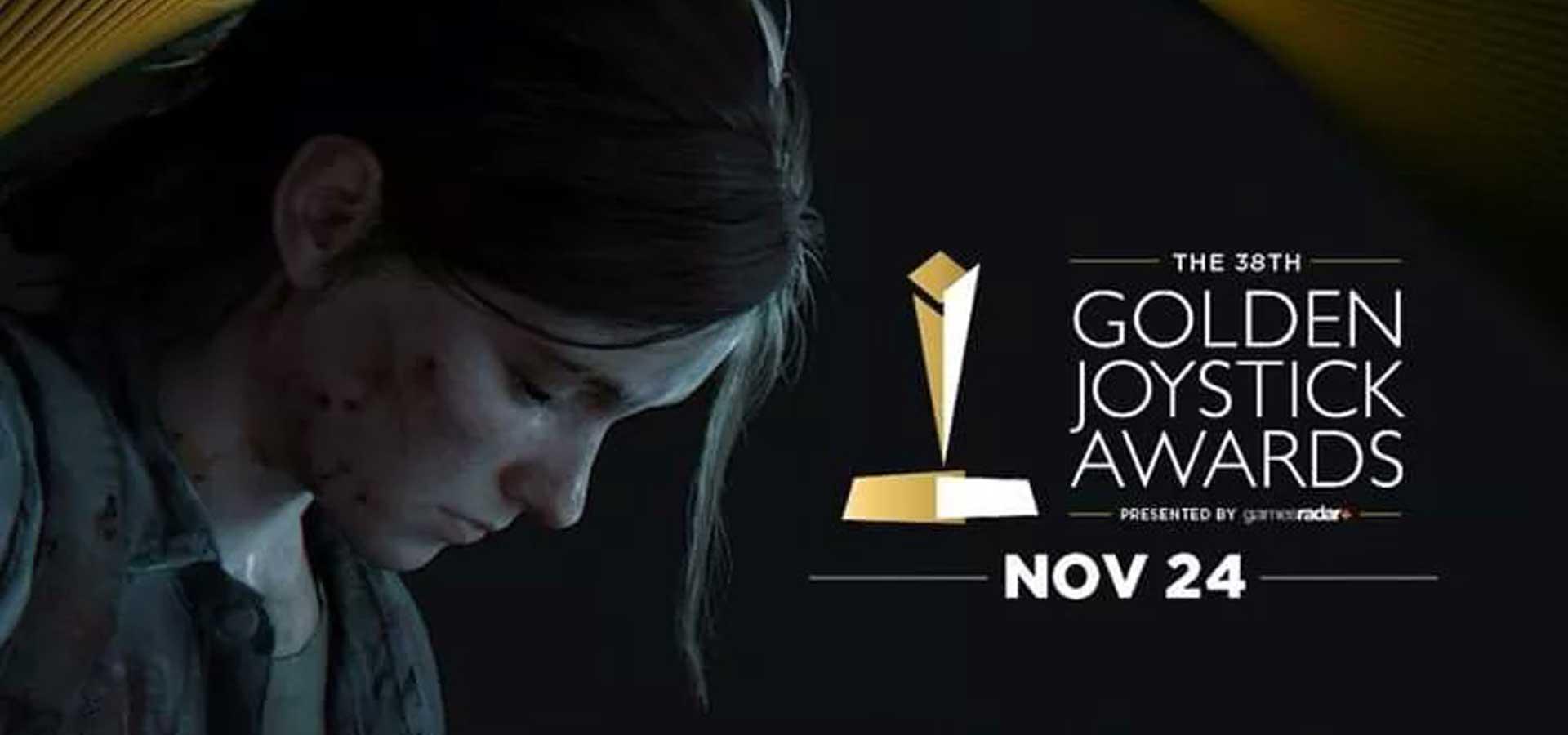 The Last Of Us Part II rafle une montagne de trophées aux Golden Joysticks Awards