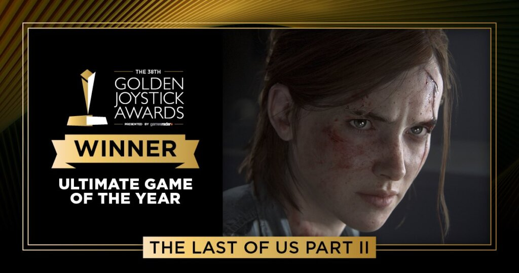 The-last-of-Us-Golden-Joysticks-Awards